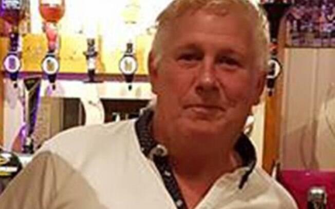Nick Micthell, de 56 anos de idade, diz ser a favor da proibição de energético 'por ser perigoso como uma droga'