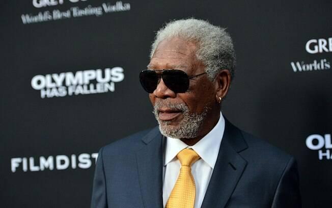 Morgan Freeman também foi acusado de soltar comentários machistas em sets