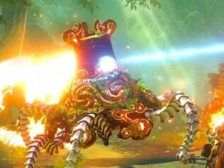 The Legend of Zelda será lançado em 2015