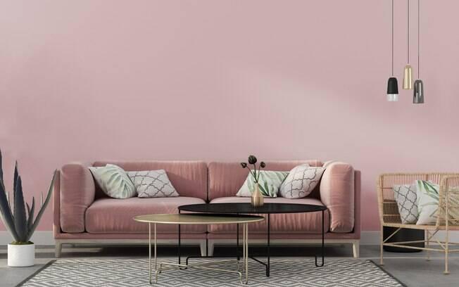 Modernismo: eleita pelas Tintas Eucatex como a cor de 2020