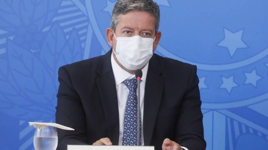 Arthur Lira (PP-AL), presidente da Câmara