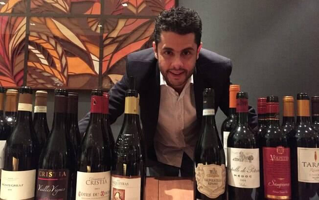 """Negócios: """"Com seis meses de existência, um amigo me ligou e perguntou se eu tinha visto que o EnoDeco tinha sido indicado como um dos 10 melhores blogs de vinho"""