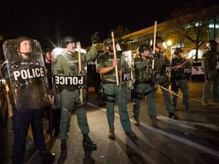 Conflitos em Baltimore geram tensões