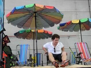 Preso homem por perseguir o artista brasileiro Romero Britto em Miami