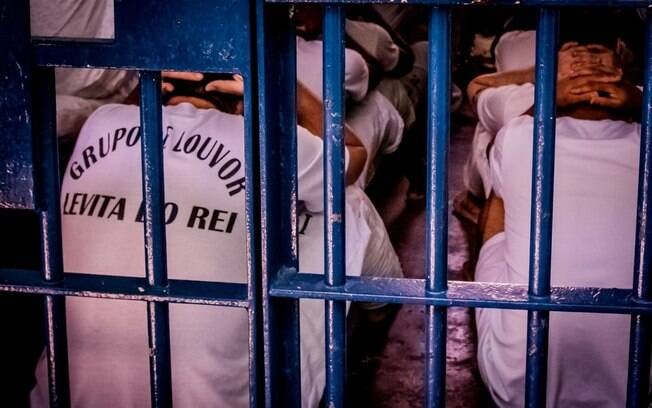 Penitenciária Central do Estado tem o maior número de infectados