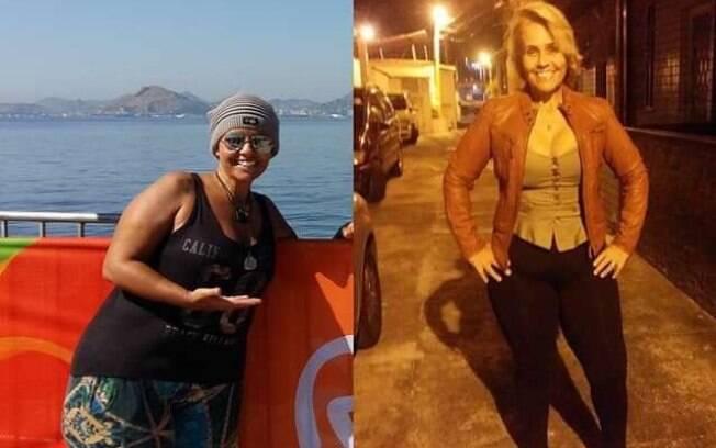 Ana Gabriela Castro, de 48 anos, que eliminou mais de 80kg sem cirurgia