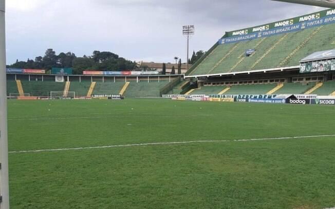 Guarani define time titular para encarar a Ponte Preta
