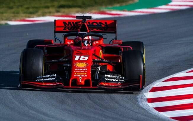 Com Vettel e Leclerc, Ferrari surge como favorita para a temporada de 2019