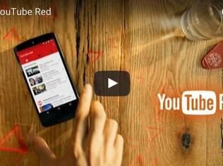 YouTube lança versão paga da plataforma de vídeos e ela se chama Red