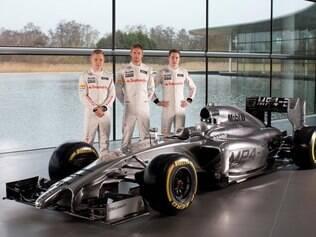 Time de Woking da McLaren costuma figurar sempre com um dos carros mais bonitos do grid