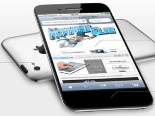 Site francês Nowhere Else publicou ilustração de como pode ser o iPhone 5