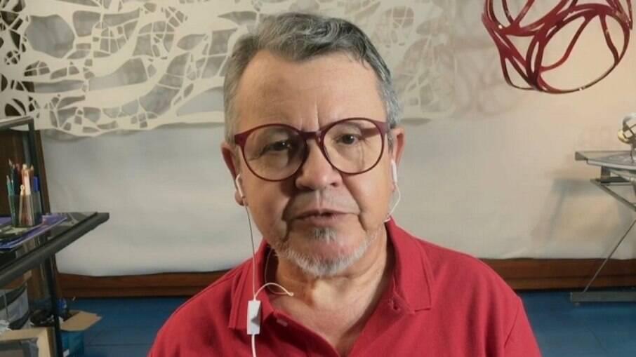 Darlan Rosa, criador do personagem Zé Gotinha
