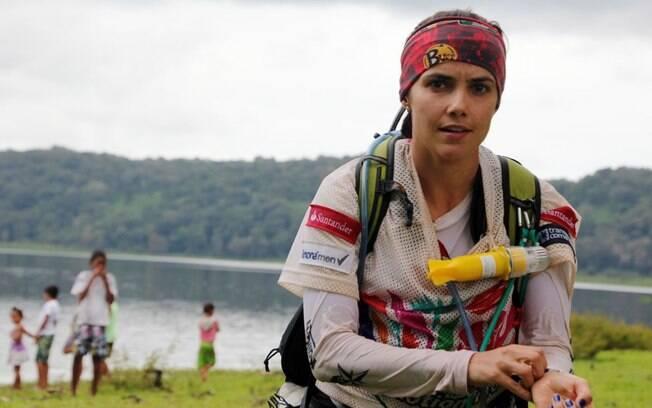 Mariza Souza, da Brou Aventuras, é mais uma  belas mulheres na Ecomotion/Pro