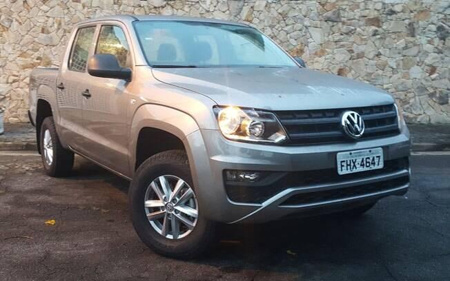 Volkswagen Amarok SE: versão também está incluída entre as que foram equipadas com motor a diesel fora dos padrões