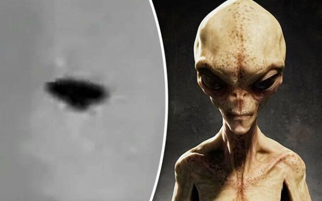 Vídeo gravado nos Estados Unidos mostra suposto alien fazendo contato com humano