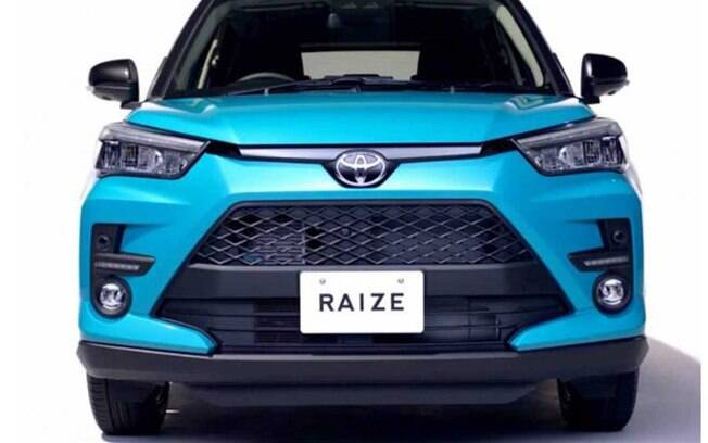 Toyota Raize Azul