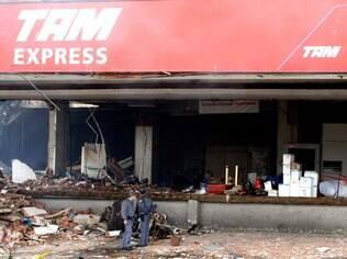 Acidente com avião da TAM deixou 199 vítimas