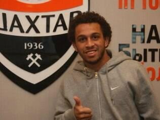 Wellington Nem trocou o Fluminense pelo Shakhtar