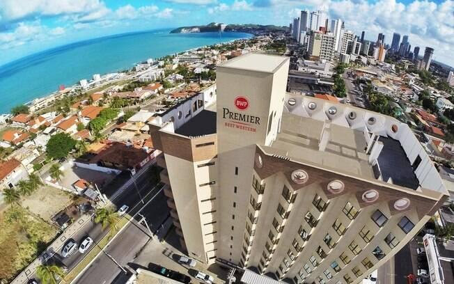 Viajar para o Nordeste: Best Western Premier Majestic Ponta Negra – Natal, Rio Grande do Norte