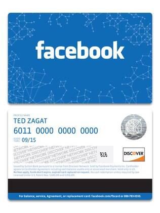 Cartão-presente do Facebook permitirá armazenar créditos de múltiplas lojas enviados pelos amigos
