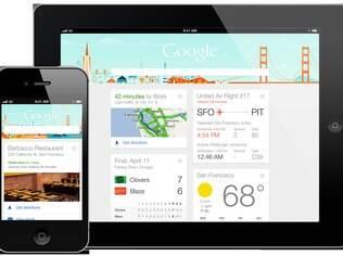 Google Now agora está no iPhone e no iPad
