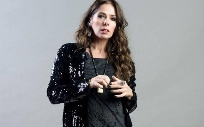 Adriane Galisteu estreia em