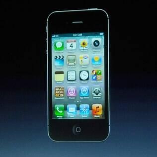 Lançamento do iPhone 4S fez as ações da Apple cair