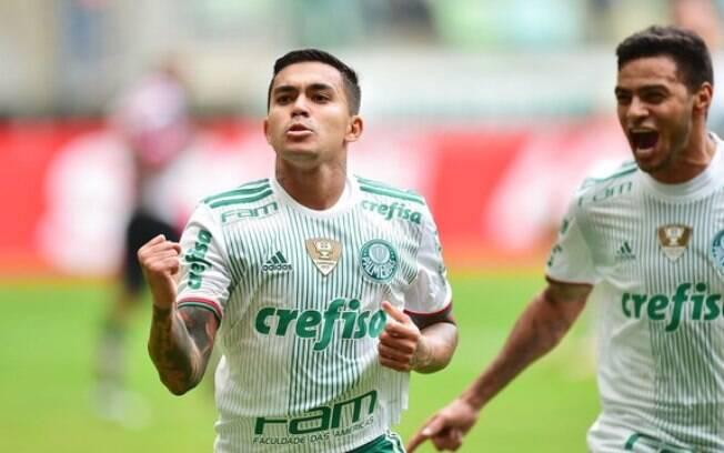 Dudu deixa o Palmeiras