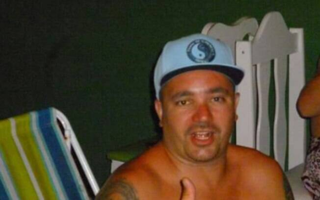 O palmeirense Leandro de Paula Zanho