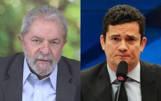Novo confronto entre ex-presidente Lula e o juiz federal Sérgio Moro será decidido pela Segunda Turma do STF