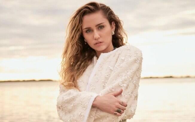 Miley Cyrus já foi censurada pelo Instagram