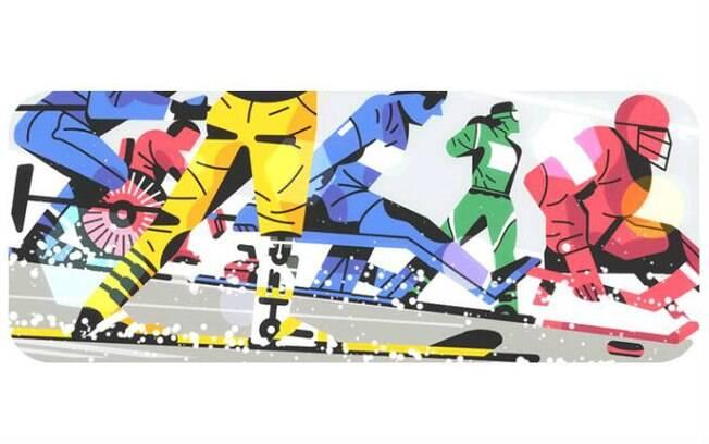 Doodle: Brasil conta com Aline Rocha e Cristian Ribera, no esqui cross-country, e André Cintra no snowboard