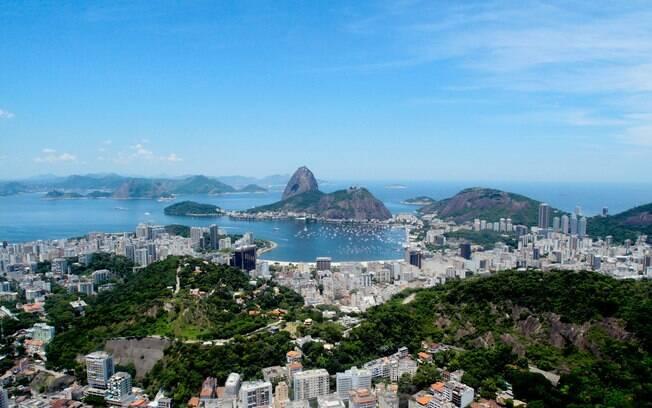 Voos disponíveis para o Rio têm chegada para os aeroportos do Galeão e Santos Dumont