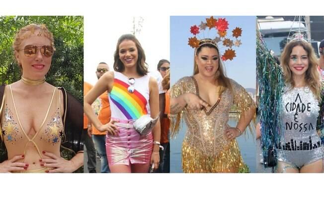 Cada vez mais divertidos, os bodies já são itens essenciais nesse carnaval