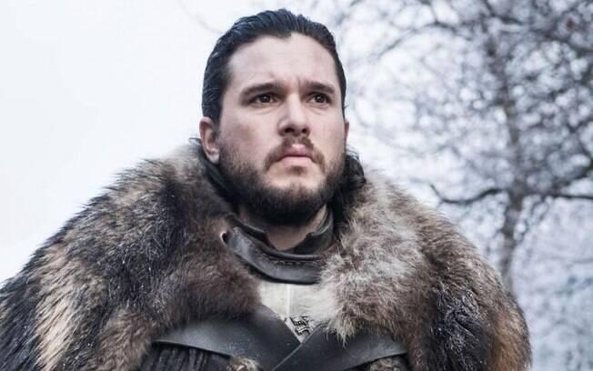 Equilibrado como um libriano, Jon Snow está mediando conflitos na última temporada de