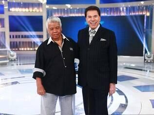 Roque e Silvio em registro especial para o iG