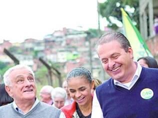 Eduardo Campos tem tentado explicar denúncias de propina
