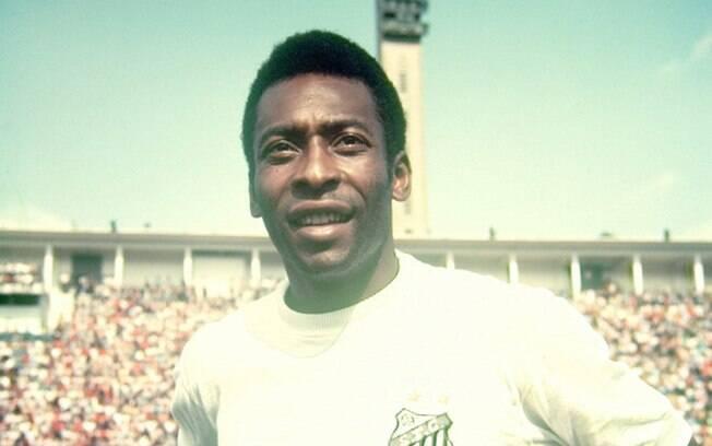 Foram 1.091 gols marcados pelo Santos, além de dois títulos mundiais, dois da Libertadores e dez do Paulistão. Foto: Gazeta Press