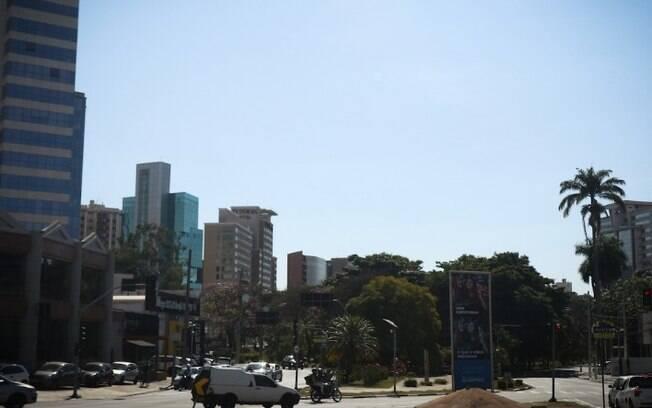 Quinta-feira será de céu azul e clima ameno em Campinas