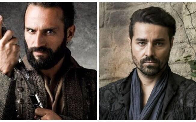 Constantino (José Fidalgo) e Ricardo Pereira (Virgílio) foram personagens que morreram porque perderam espaço na trama