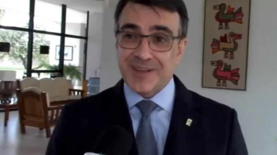 Carlos Alberto Franco França vai para a pasta das Relações Exteriores