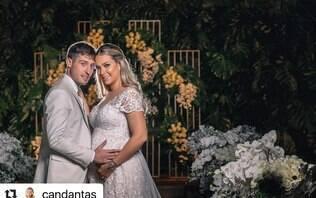 Em meio a polêmicas, Neymar parabeniza ex por casamento com foto na web