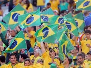 Itaquerão teve casa cheia pela primeira vez desde sua inauguração