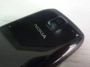 Câmera do Asha 310 tira fotos com resolução de apenas 2 megapixels