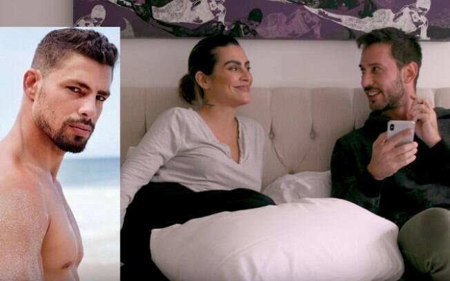 Durante participação em vídeo de youtuber, Cleo Pires revela quem são os famosos que pegaria e descarta Cauã Reymond
