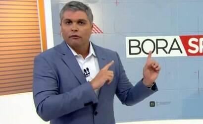 """Joel Datena explode ao noticiar crime: """"Filho do capeta"""""""