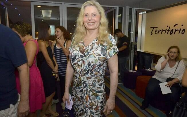 Vera Fischer e famosos no musical 'Elis'