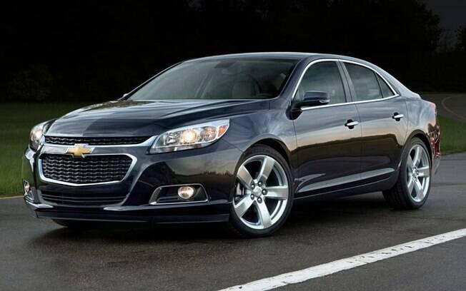 O Chevrolet Malibu deixou o Brasil em 2012. A marca estudou trazer a nova geração, mas a conta não fechou