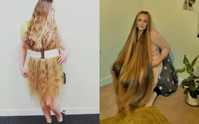 Como eram os cabelos de Malgorzata Kulczyk em 2017 e como estão agora