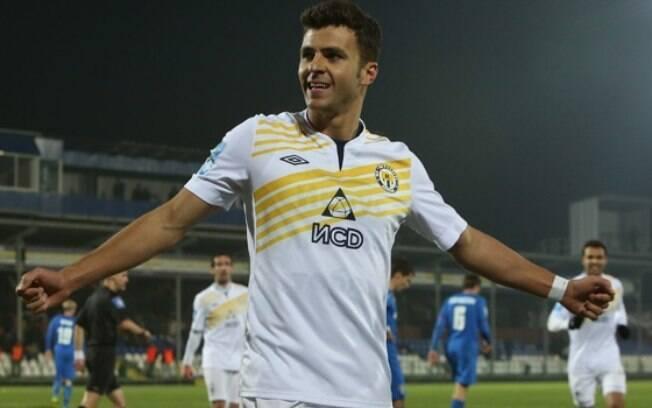 Moraes apareceu no Santos e hoje se destaca no Metallurg Donetsk, da Ucrânia